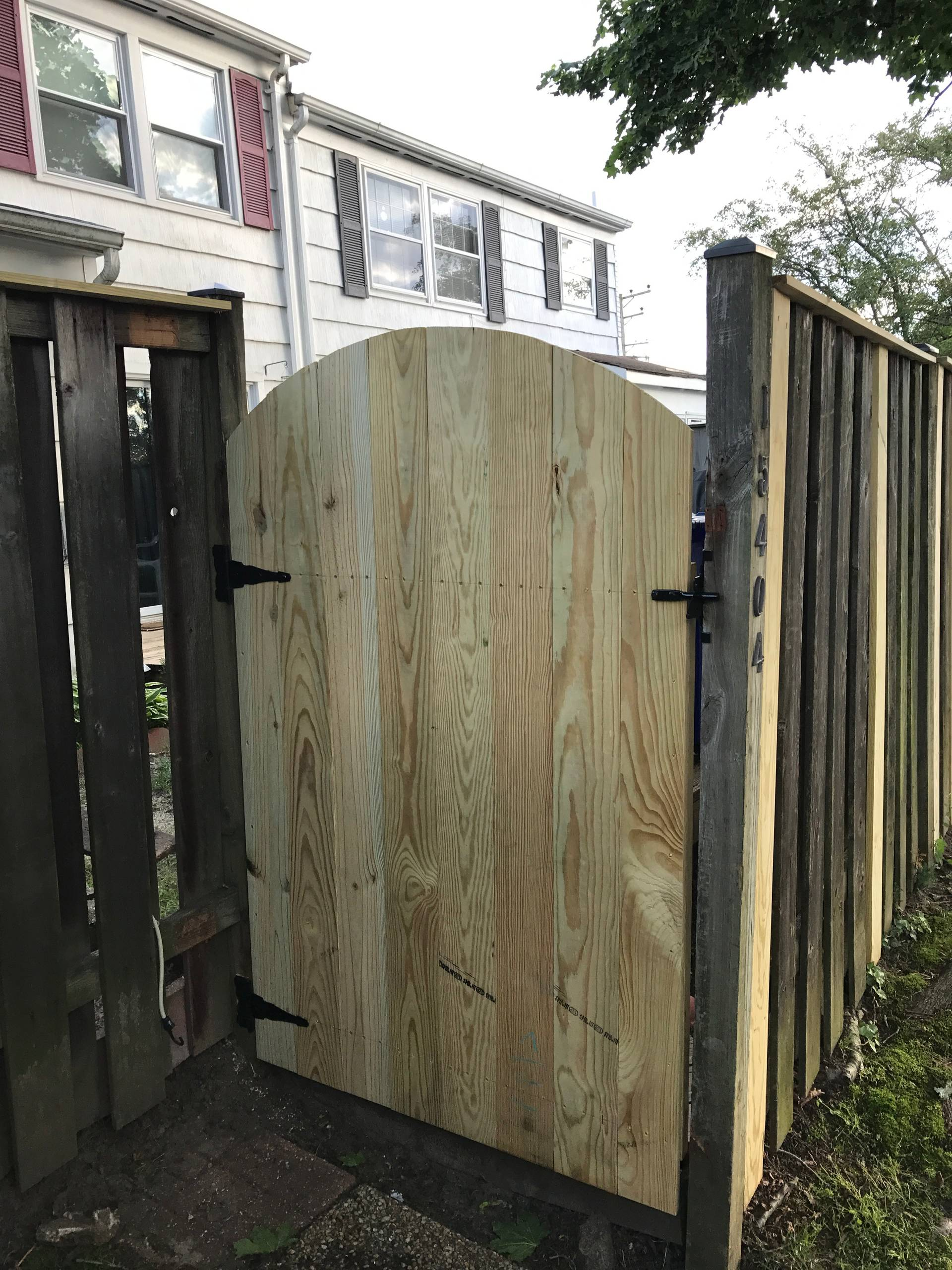 Deck and fence Repair