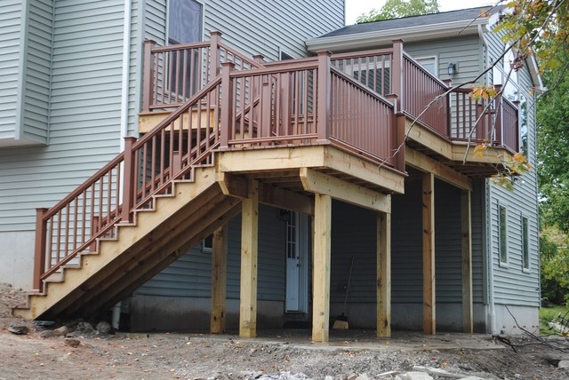 Deck Pictures traditional-exterior