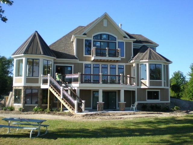 Decks traditional-exterior