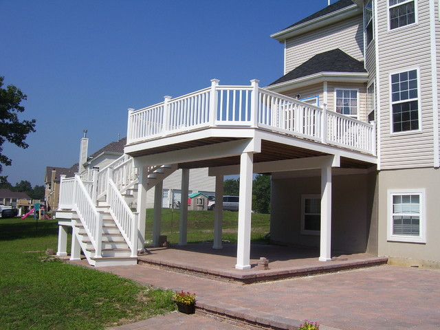 Decks by Glickman Design Build exterior