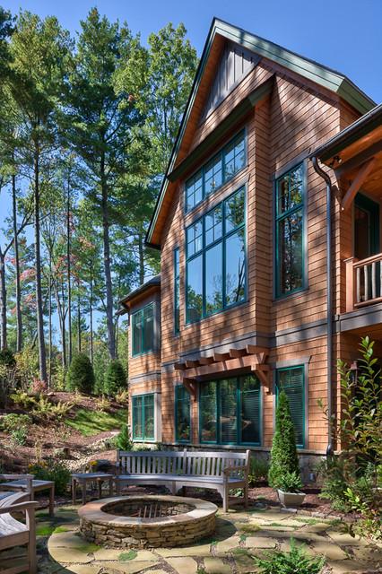 Deep Creek Cottage traditional-exterior