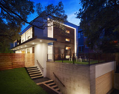 Deep Eddy Residence - Austin modern-exterior