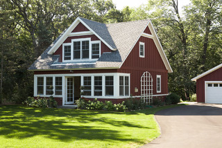 Deephaven Mn Cottage Completed In 2009 Traditional