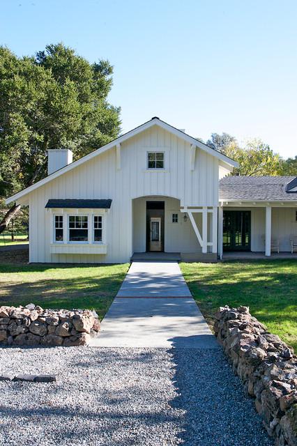 Deer Valley Addition farmhouse-exterior