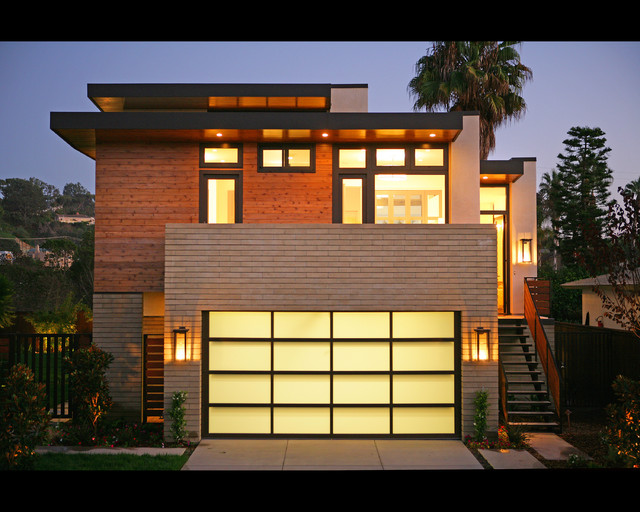 Del Mar Residence contemporary-exterior
