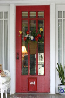 Denise Posey traditional exterior