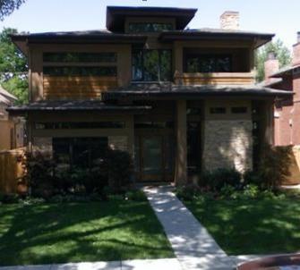 Denver - Custom Private Residences contemporary-exterior