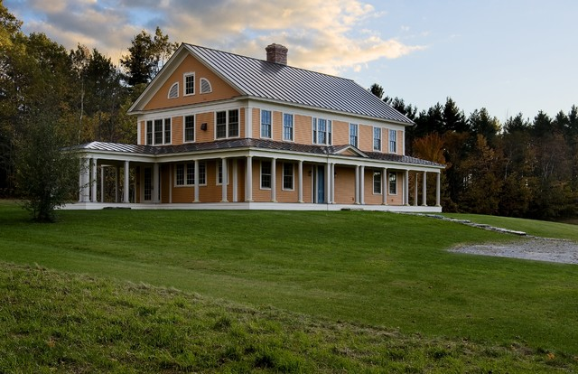 Derby Hill Farm Lyme NH traditional exterior