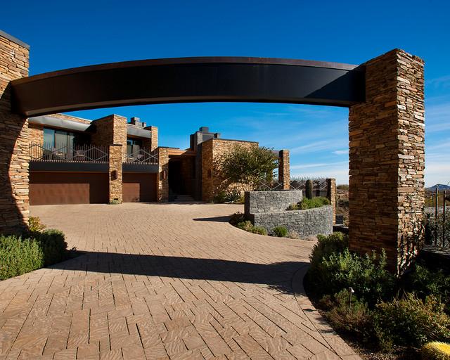 Desert Contemporary 2 contemporary-exterior