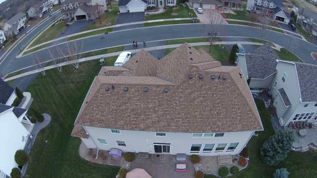 Quot Desert Tan Quot Owens Corning Duration Roof By Storm Group