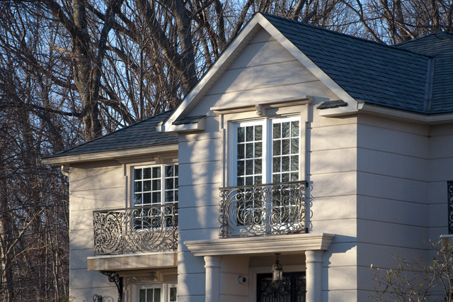 Design and Architecture traditional-exterior