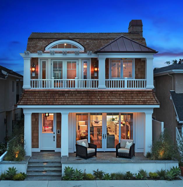 Traditional Exterior Homes: Diamond Avenue