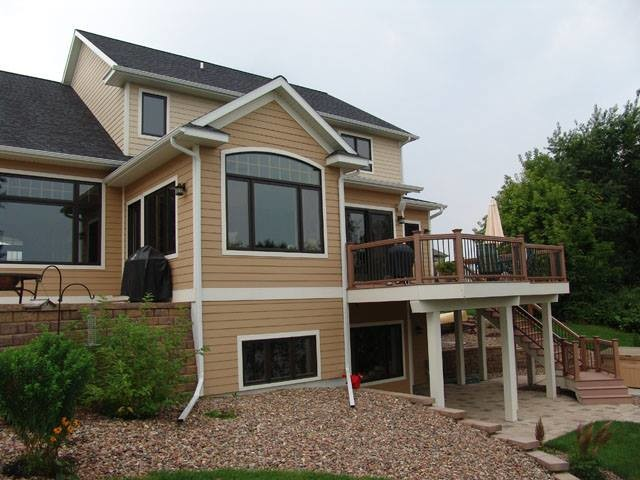 Diamond Kote The New Era Of Pre Finished Siding Traditional Exterior Minneapolis By
