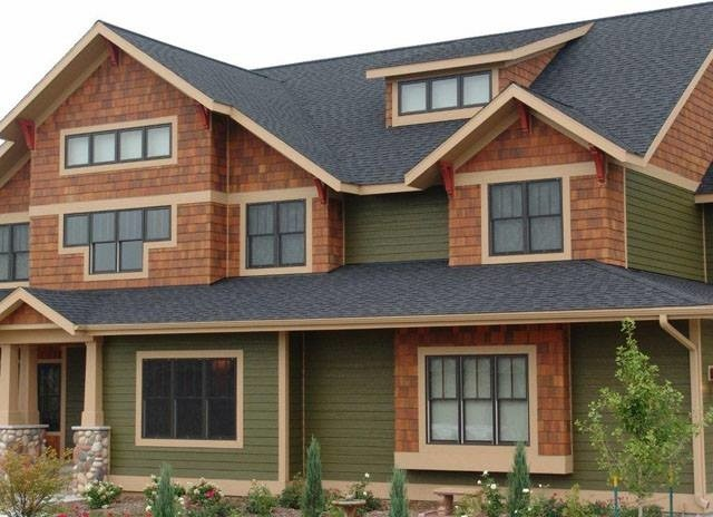 Diamond kote the new era of pre finished siding for Prefinished siding