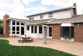 Dicing the Suburban Cookie Cutter traditional-exterior