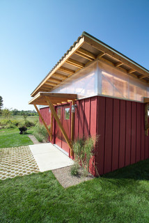 Diy Shed Modern Exterior Minneapolis By M Valdes