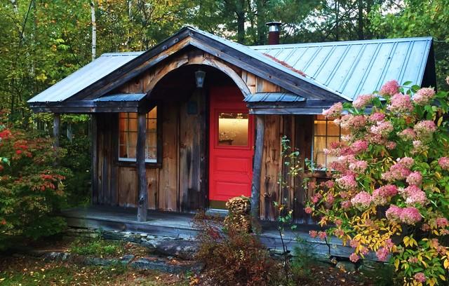 Diy tiny house plans 50 gibraltar cabin 12 39 x 20 39 for Diy tiny cabin plans
