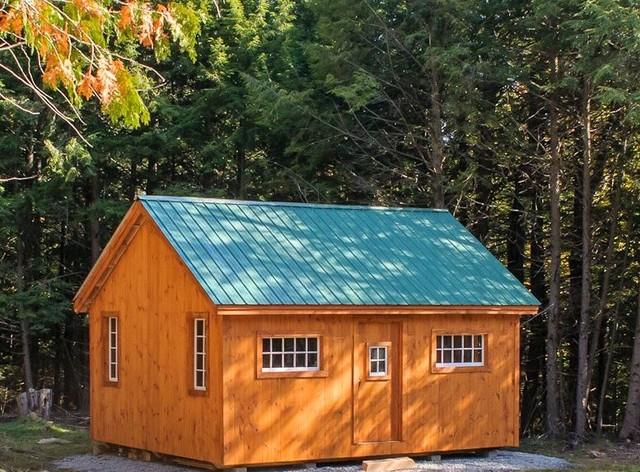 Diy Tiny House Plans 50 Vermont Cottage Option B 16 39 X 20 39 39