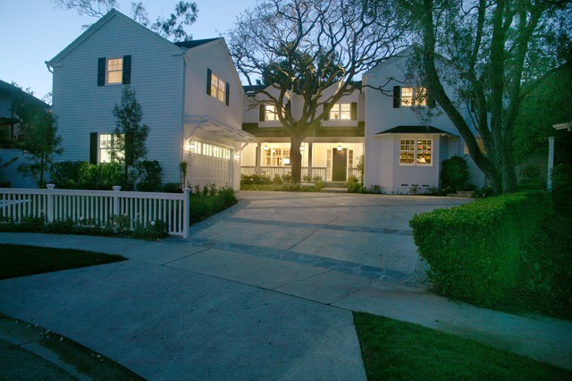 Dobbins Place traditional-exterior