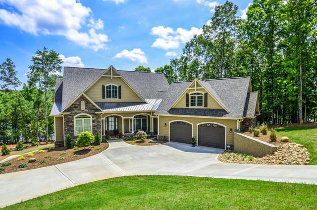 Donald Gardner Home Design   Butler Ridge   Glenn Harbor   Traditional