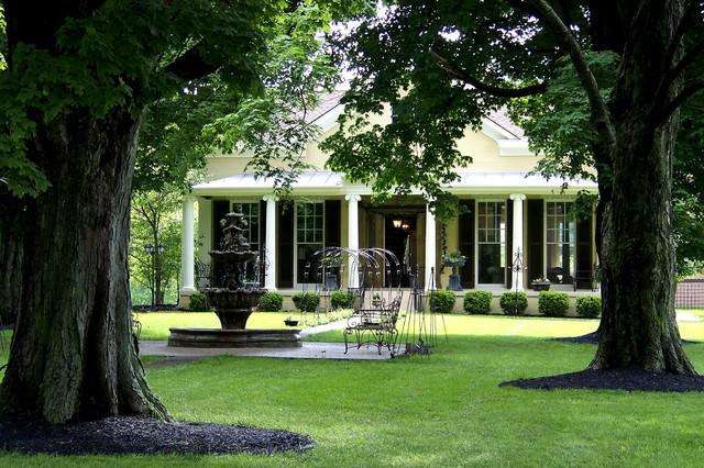 Doni Flanigan Interior Design Artist traditional-exterior