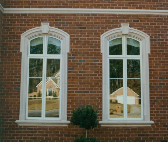 Door And Window Surrounds Traditional Exterior