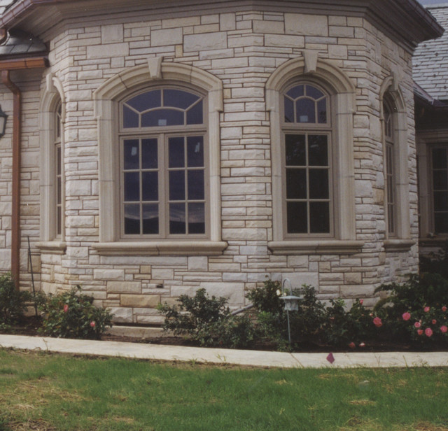 door and window surrounds traditional exterior dallas by stone legends