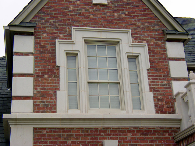 Door And Window Surrounds American Traditional Exterior Dallas By Stone Legends