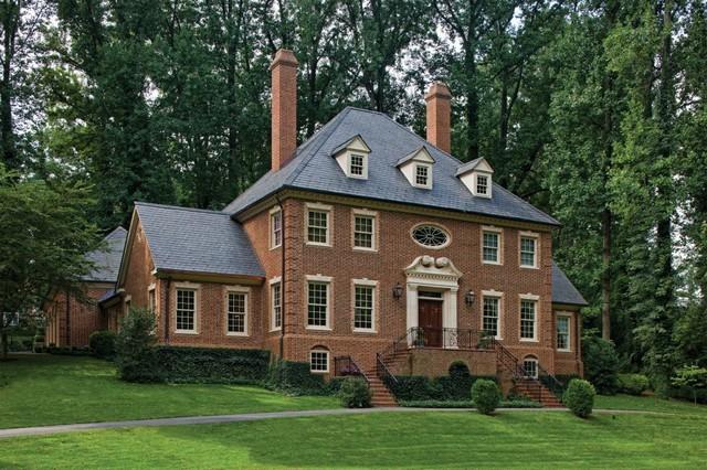 Dream Home traditional-exterior