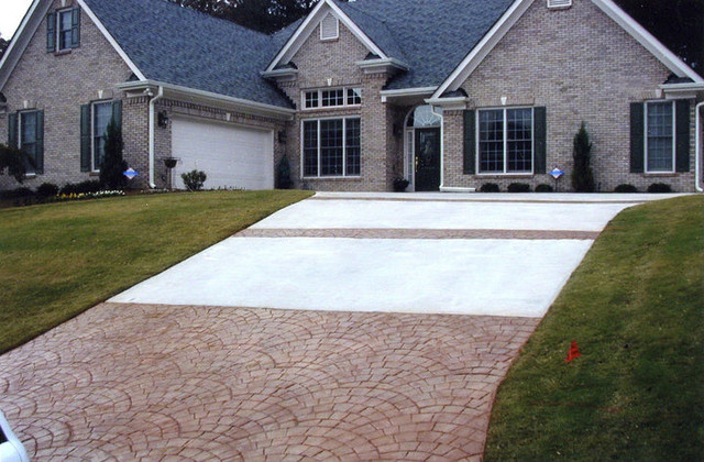 Driveway concrete resurfacing - Exterior concrete resurfacing products ...