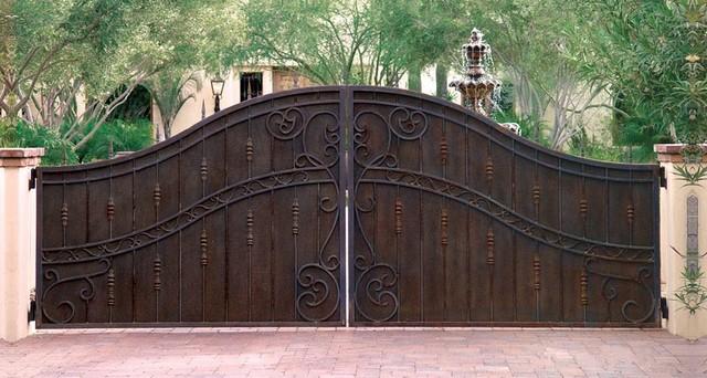 colletti design iron doors doors
