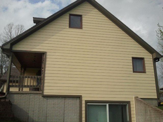 During James Hardie Installations in Kansas City traditional-exterior