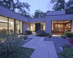 Dusk Exterior modern-exterior
