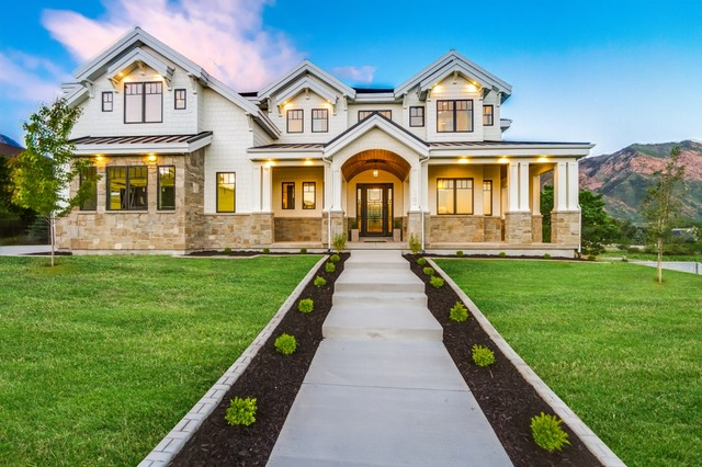 Fabulous E Builders Homes 2015 Utah Valley Parade Modern American Largest Home Design Picture Inspirations Pitcheantrous