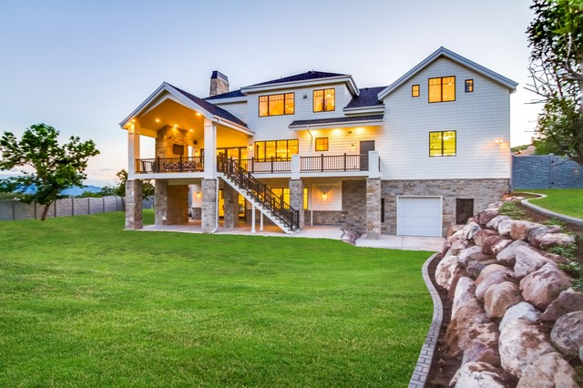Swell E Builders Homes 2015 Utah Valley Parade Modern American Largest Home Design Picture Inspirations Pitcheantrous