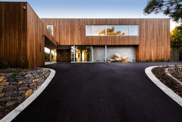 Eagle Bay Beach House, Western Australia Modern Exterior