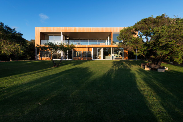 Eagle Bay Beach House, Western Australia Contemporary Exterior