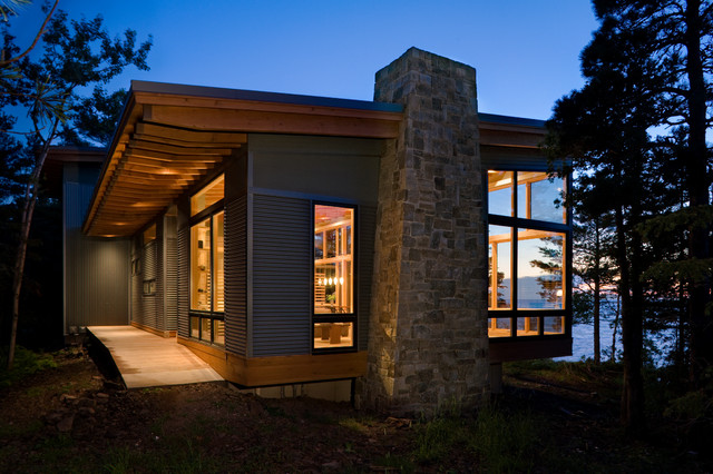 FINNE Architects modern exterior
