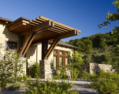 Earthy Modern contemporary-exterior