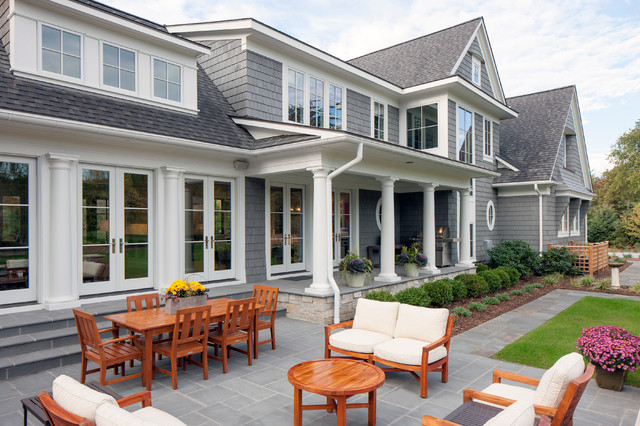Charming East Grand Rapids, Michigan Traditional Exterior