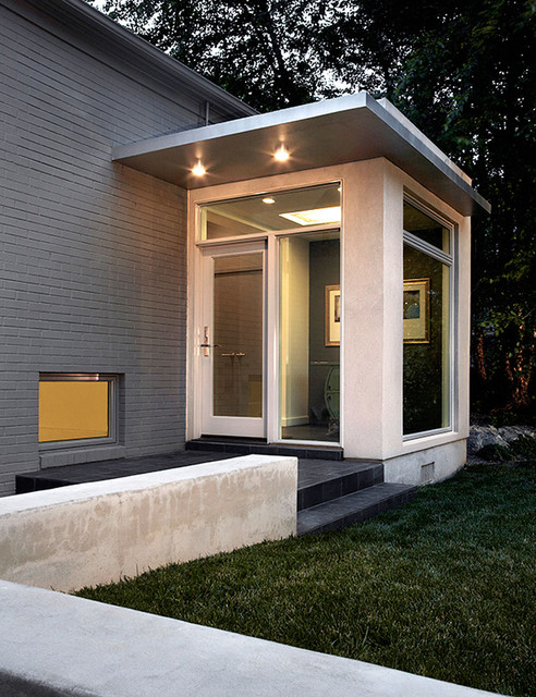 east jefferson residence contemporary exterior dc