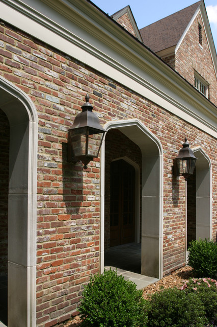 East Memphis Residence traditional-exterior