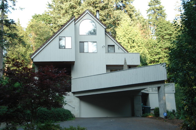 Eastside Exterior House Painting contemporary-exterior