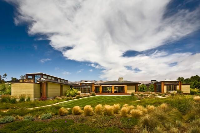 Eckford Residence contemporary-exterior
