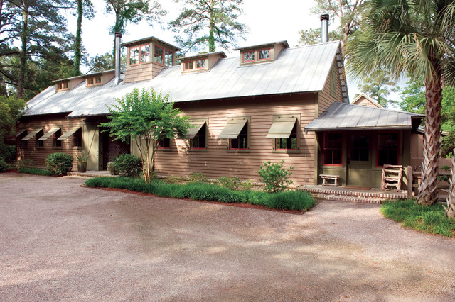 Stable Style Home | Spring Island, South Carolina ...