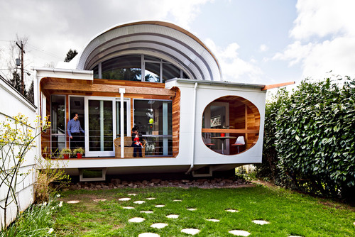 Quonset Huts • Insteading