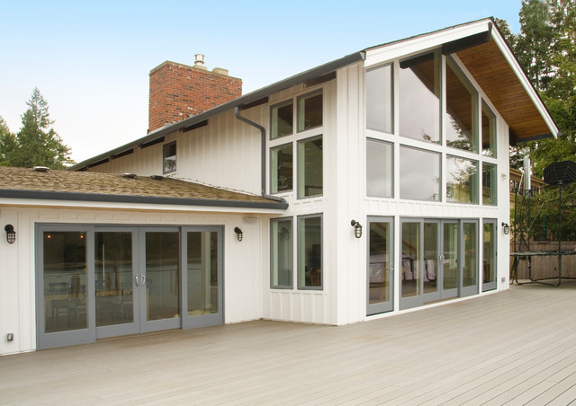 Eclectic Sophistication contemporary-exterior