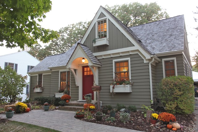 Edina remodel exterior traditional exterior for Home designs llc