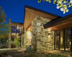 Edwards Residence contemporary-exterior