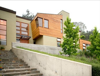 Ehrenclou Architects modern-exterior